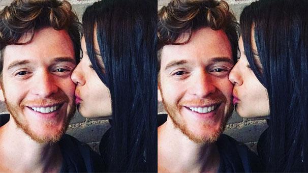 Adriana Lima'dan, Metin Hara İçin Aşk Dolu Paylaşım!