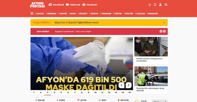 Afyon'dan Asayiş Haberleri