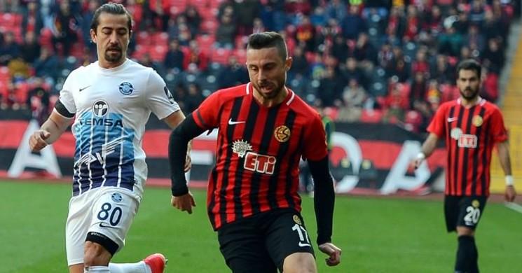 Eskişehirspor-Adana Demirspor Maç Özeti