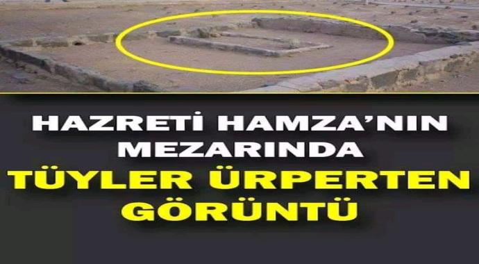Hazreti Hamza'nın kabri