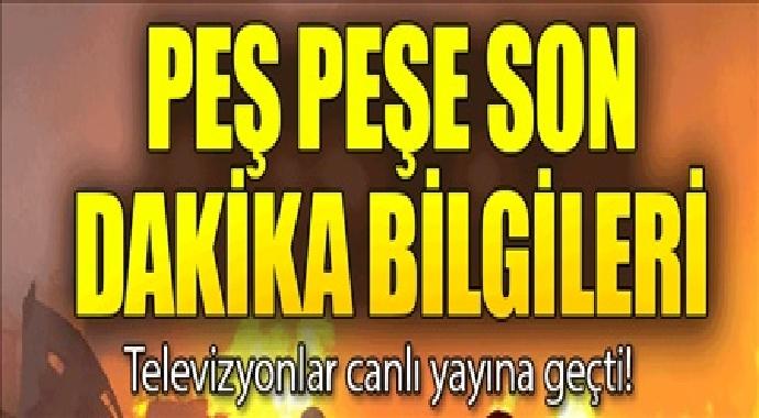 İstanbul esen yurtta büyük panik çok sayıda ekip olay yerinde
