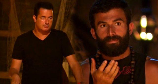 Turabi'den çok konuşulacak Survivor itirafı: Acun Abi beni yarışmada tuttu