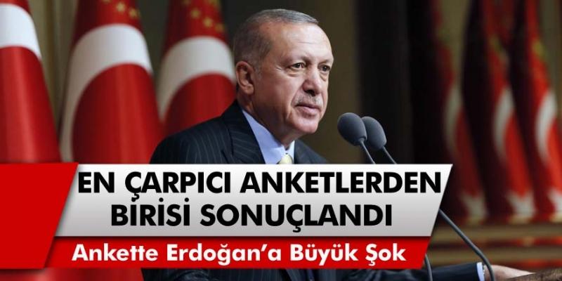 Avrasya anketi sonuçlandı! Cumhurbaşkanı Erdoğan, iki adayın da gerisinde kaldı…