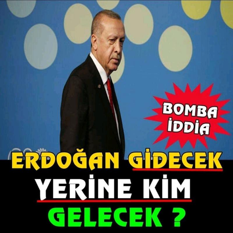 Erdoğan'ın AKP Genel Başkanlığı'nı bırakacağını yazan Fehmi Çalmuk,