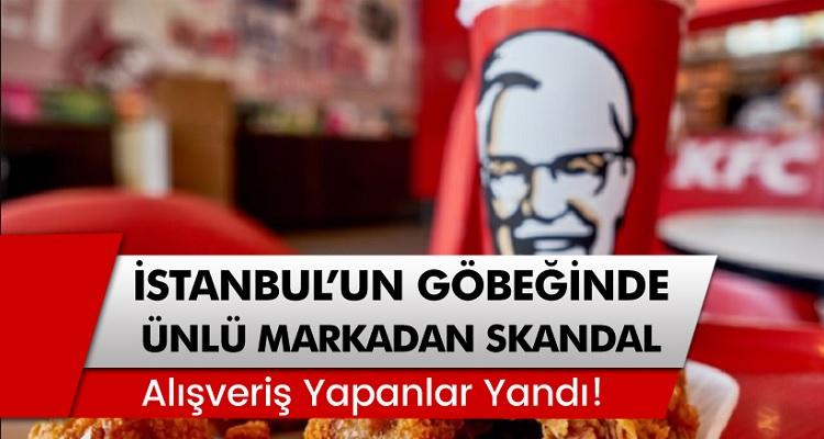KFC'nin İstanbul Levent şubesinde kartlarının kopyalandığı ortaya çıktı