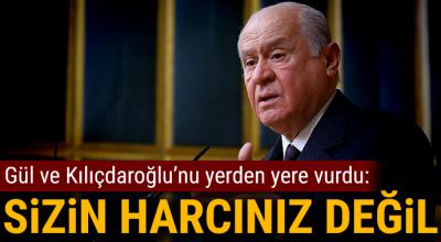 Abdullah Gül Ve Kemal Kılıçdaroğlu'nu Yerden Yere Vurdu