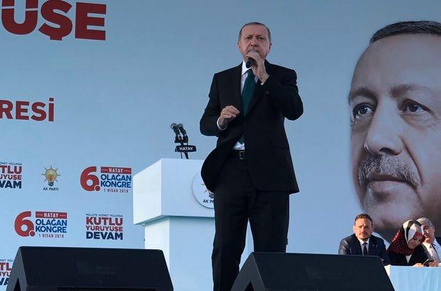Erdoğan'dan Hataylı ve Kilisli Esnafa Müjde: Borçları Erteledik