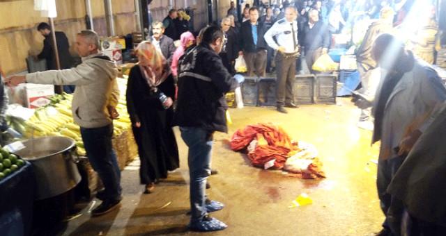 Mandalinaları Beğenmediği İçin 2 Pazarcıyı Vuran Polis: Pişmanım
