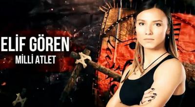 Milli atlet Elif Gören kimdir? Elif Gören kaç yaşında, aslen nereli?